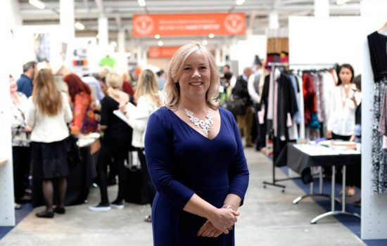 Kate Hills, founder and CEO, Make it British.