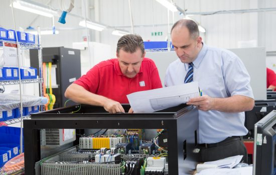 The forward thinking machinery builders are investing in strategic collaborations with companies that can provide outsourcing solutions - image courtesy of PP Control & Automation.