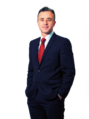 Frédéric Cesarion, Group Commercial Director of C4 Logistics - image courtesy of C4 Logistics