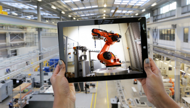 The opportunities from digital technologies are reportedly limitless - image courtesy of The Manufacturing Technology Centre.