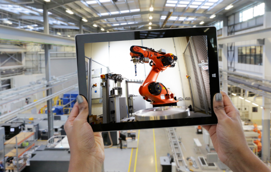 The opportunities from digital manufacturing technologies are limitless - image courtesy of The Manufacturing Technology Centre.
