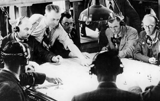 CROP-Battle of Britain command and control centres
