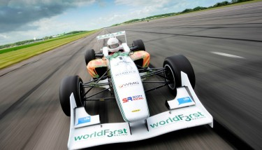WMG launched the World First racing platform in 2009.