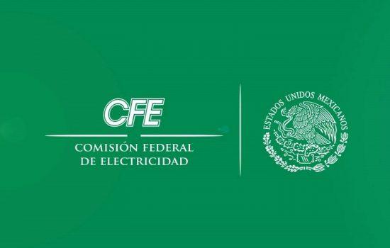 La Comisión Federal de Electricidad, CFE, cerrará 29 plantas - Imagen cortesía de La Comisión Federal