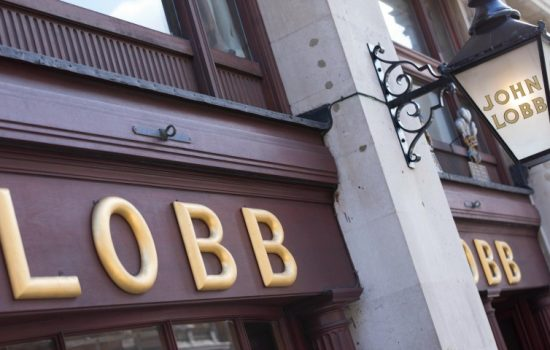 John Lobb has been at its current premises for nearly 50 years - image courtesy of Jon Nicholson.
