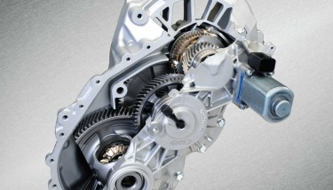 The two-speed system GKN produces for the BMW i8 - image courtesy of GKN Driveline.