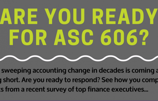 Intacct Infographic - Are you prepared for ASC 606 - title