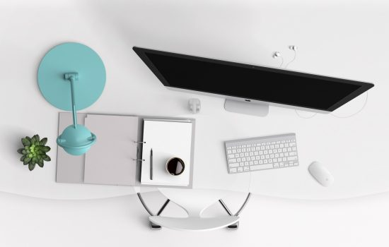 furniture, desk, office, work