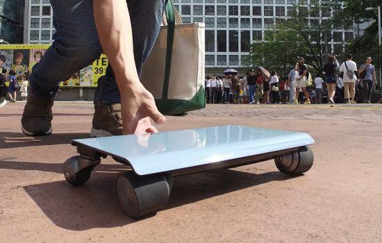 En preventa de Walkcar, el automóvil más pequeño del mundo