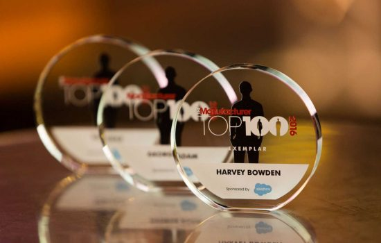 The Manufacturer Top 100 2016