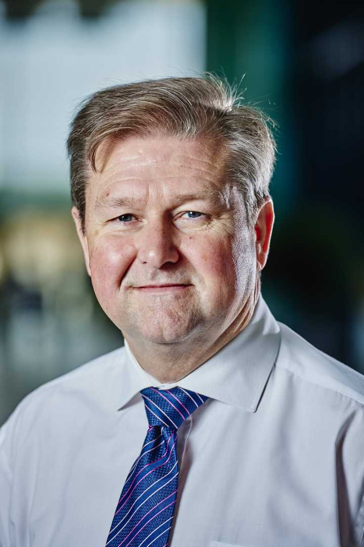 Paul Markwick, operations director, the MTC.