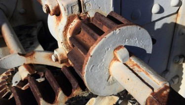 Gears Rusty Machinery Stock - image courtesy of Pixabay.