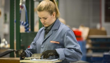 It is hoped that the ASK will also act as a collaborative skills-hub for the North West's engineering and manufacturing sector - image courtesy of BAE Systems.