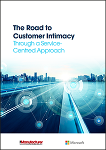 Servitization - The Road to Customer Intimacy Through a Service – Centred Approach FC