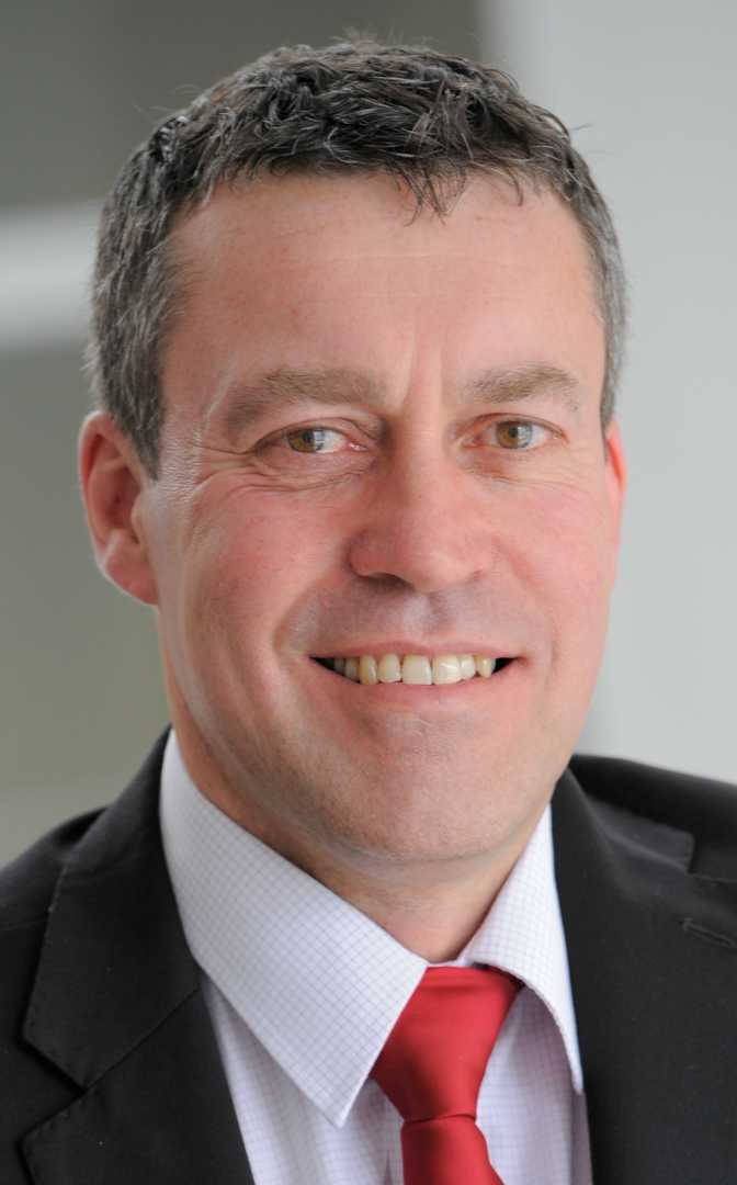 Keith Thornhill, business manager - Food & Beverage, Siemens UK & Ireland.