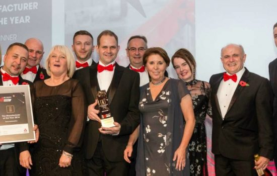 Dura Automotive Body and Glass Systems - TMMX Awards 2016