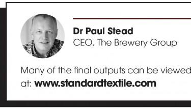 Paul Stead Design Thinking - Standard Textile
