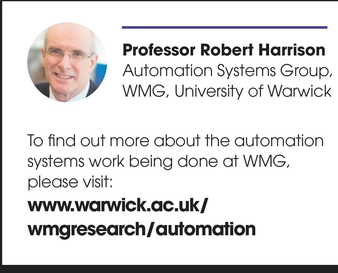 Professor Robert Harrison - WMG