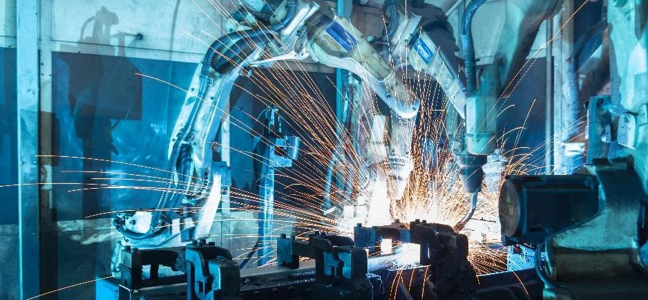 Automation Suppliers welding arm