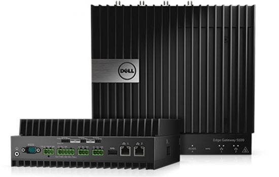 The Dell Edge Gateway 5000 Series delivers purpose-built gateway with powerful analytics capabilities - image courtesy of Dell