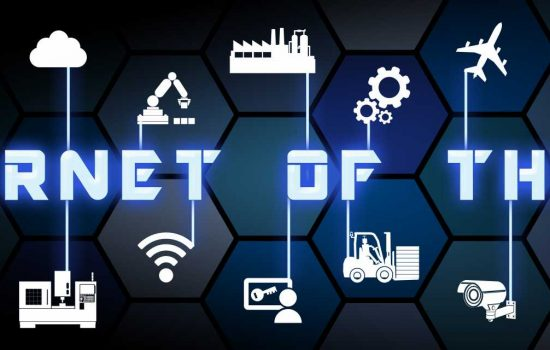 Turn on the industrial Internet of Things IoT