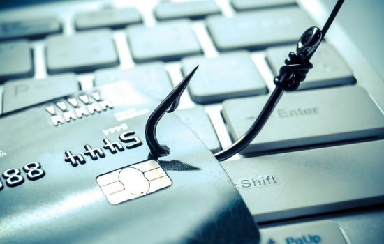 Credit card phishing - customer data is a commodity sought after by hackers who launch cyber attacks and breach cybersecurity - image courtesy of AS.
