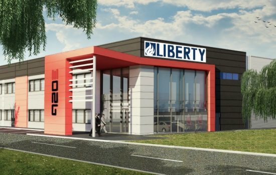 An artist's impression of the new automotive centre of excellence at Leamington Spa – image courtesy of Liberty House Group.
