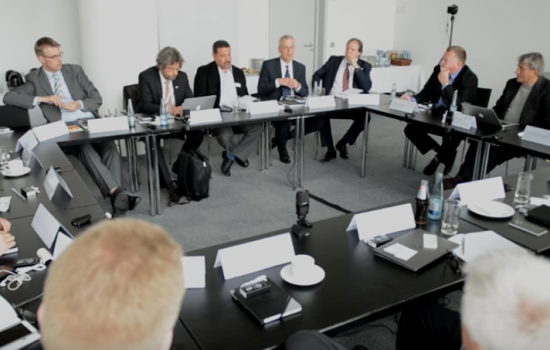 An image from the Dell EMC roundtable on Industry disruption and opportunities for customers - image courtesy of Dell EMC and Youtube.