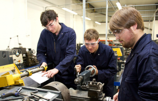 There are 15 new apprenticeships paths that students will be able to take at ITAS.