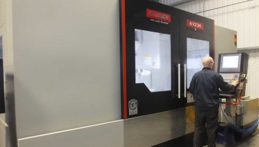 The Quaser MV234 is currently the largest Quaser machine in the UK - image courtesy of Engineering Technology Group.