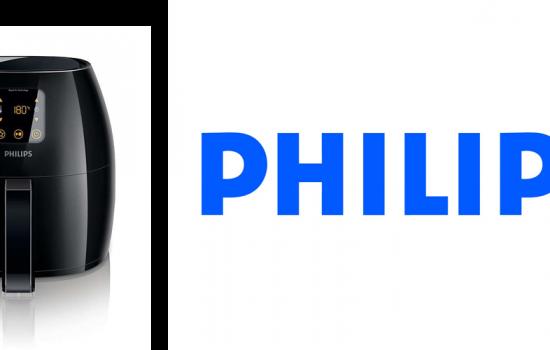 Philips sorprende con su freidora de aire