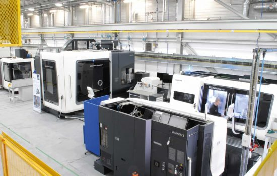 The Renfrewshire-based facility is home to a wide variety of state-of-the-art equipment - image courtesy of AFRC.