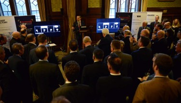 More than 200 leading manufacturers and supporters of the industry gathered at The Houses of Parliament on 21 February.