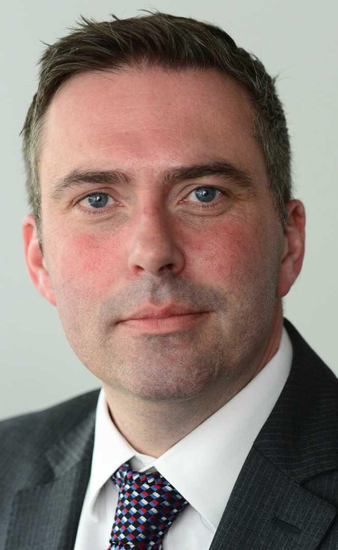 Jonathan Willcock, managing director - Signalling and Infrastructure, Alstom UK & Ireland.