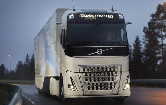 Vehículo Volvo Trucks le apuesta a la cadena cinemática híbrida