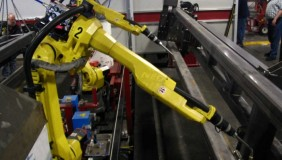 Robotics and connected industrial control systems are growing in importance. Image courtesy of Wikipedia.