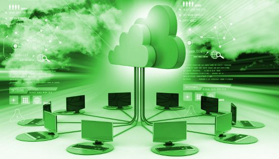 The cloud has opened up better and more efficient software access for packages such as PLM., CAD, ERP and more - image courtesy of APS stock image.