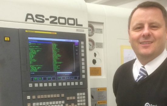 Machine Tools Supplier - Darren Clarke has been appointed as product manager to support the company's growth plans – image courtesy of ETG.