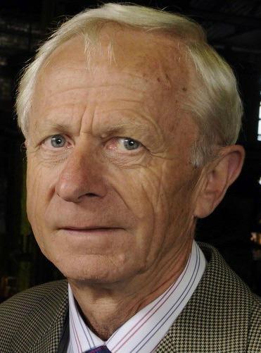 Original Steel Services chairman, Chris Hutton-Penman.