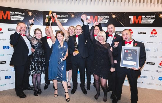 Overall winner of The Manufacturer of the Year 2016, Dura Automotive Body and Glass Systems.