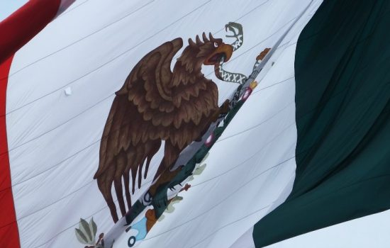 Mexico Mexican Flag - Image courtesy of Pixabay.