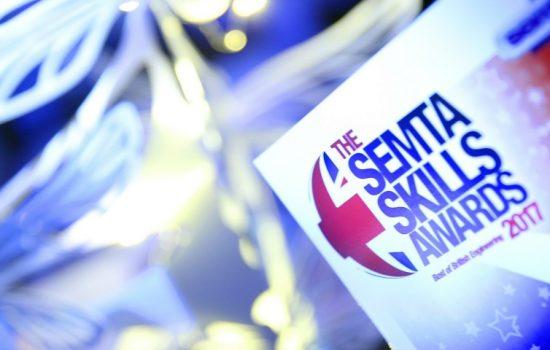 Best of British Engineering - Semta Skills Awards 2017 gala dinner was held in London's Hilton Hotel – image courtesy of Semta Group.