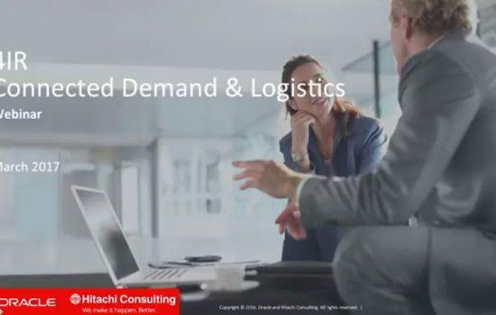 Oracle Industry 4.0 webinar 230317 on demand video image