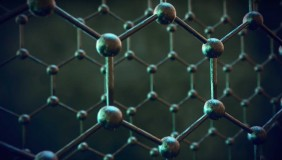 Graphene has many potentially revolutionary properties. Image courtesy of the University of Manchester