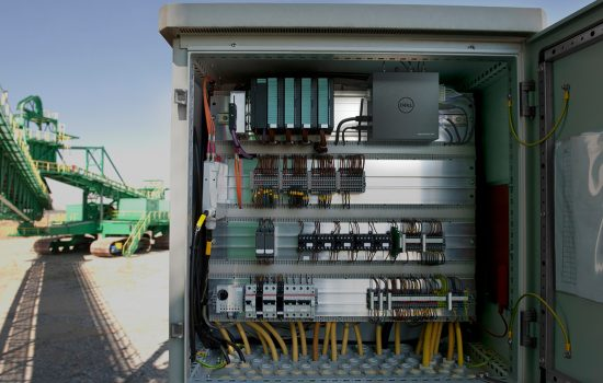 The Dell Edge Gateway 3000, helping facilitate the IoT at a mining site - image courtesy of Dell