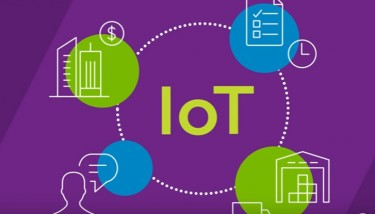 Digitalisation - What is the Internet of Things (IoT) - image courtesy of Dell