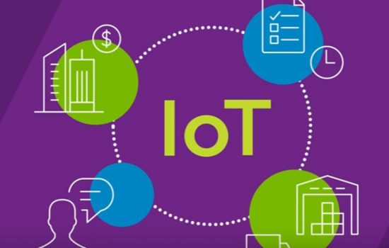 What is the Internet of Things (IoT) - image courtesy of Dell