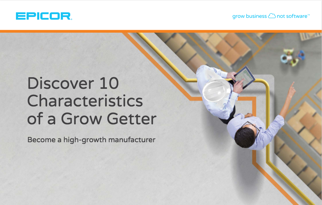 Discover the 10 characteristics that set the Grow Getters apart from their competitors