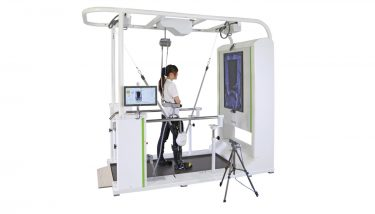 The Welwalk WW-1000 is a medical robotic system developed by Toyota. Image courtesy of Toyota.