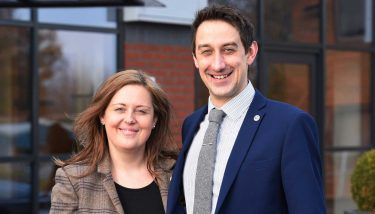 Ofsted Rating - Bekki Phillips and Gareth Jones, joint managing directors, In-Comm Training.